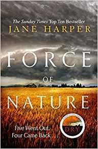 Force of Nature Jane Harper