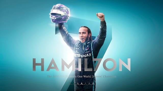 F1. ¡Lewis campeón!