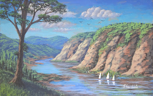 Il fiume e la serenità