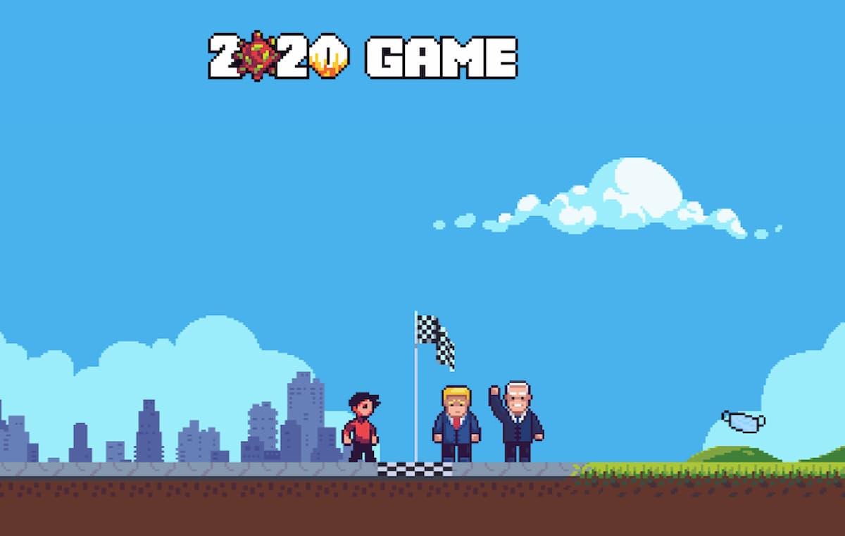 2020 als Jump 'n' Run Game | Kann 2021 echt schlimmer werden?!