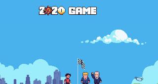 2020 als Jump 'n' Run Game   Kann 2021 echt wieder besser werden?!