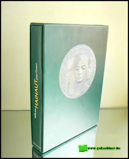 """Fonds Mercator, Mille ans """"Hainaut"""" pour l'avenir, 1998"""