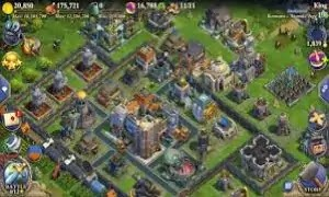 DomiNations APK MOD (free shopping) for Android (86 MB)