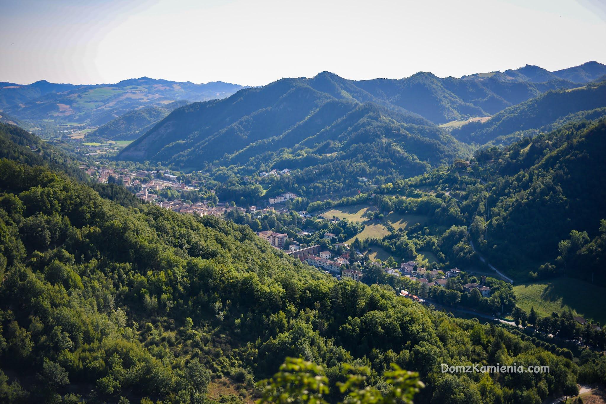 Dom z Kamienia, trekking, Marradi - Biforco