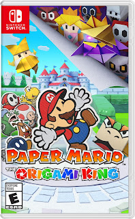 Review – Paper Mario: The Origami King