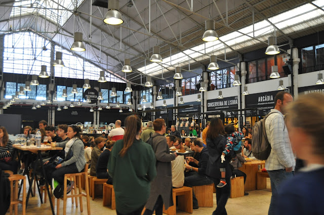 Time out mercado da ribeira, 16 Brighton and london food highlights for 2016, photos by modern bric a brac