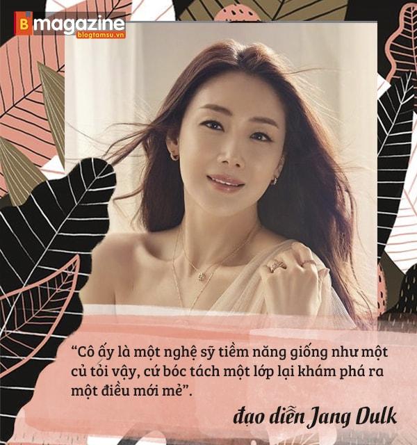 'Nữ hoàng nước mắt' Choi Ji Woo: mơ về một hạnh phúc nhỏ bé, giản dị - Ảnh 5