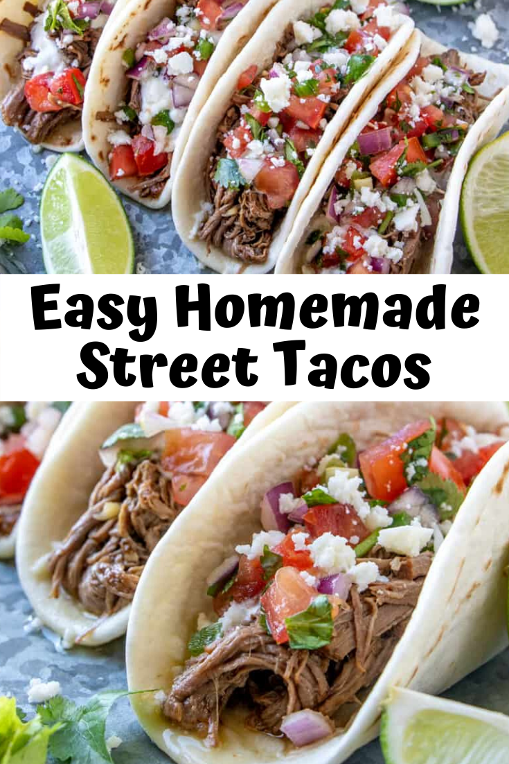 Easy Homemade Street Tacos