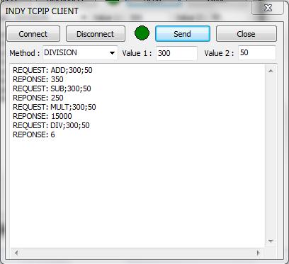 How to communicate between Delphi Windows Desktop