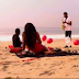 Leo Takes Cee-C To The Beach On 'Romantic' Outing, Showers Her With Cute Words || @ceec_official