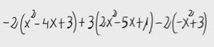 3.Suma y resta de polinomios 2