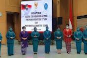 Ketum TP PKK Lantik Ibu Rita Sebagai Ketua TP PKK Sulut