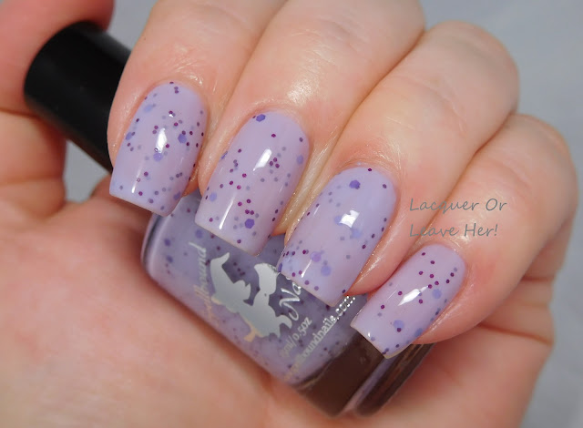 Spellbound Nails Peep Show