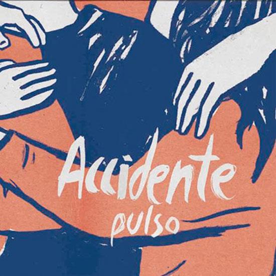 <center>Accidente stream new album 'Pulso'</center>
