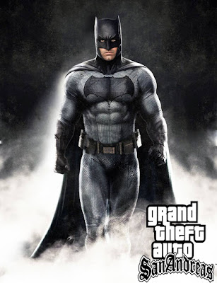 GTA San Andreas New Batman Mod 2020