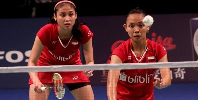 Perempat Final Kejuaraan Bulutangkis Asia 2018