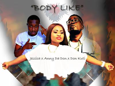 VIDEO & MP3: Jessica B - Body Like