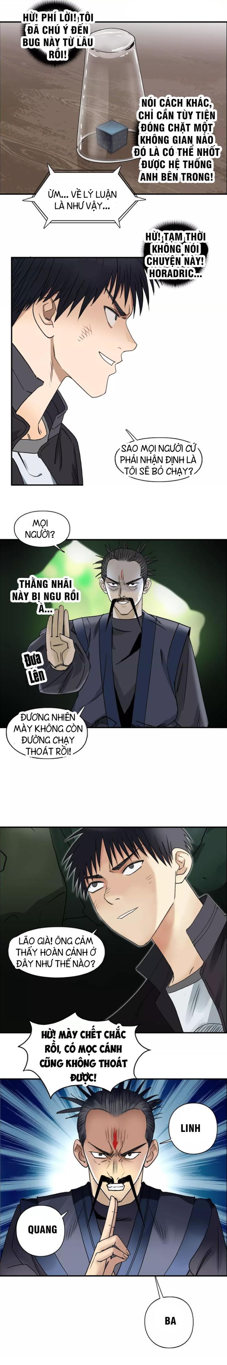 Siêu Năng Lập Phương Chapter 69 video - Hamtruyen.vn