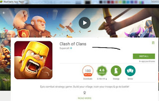 free download clash of clans for windows full working