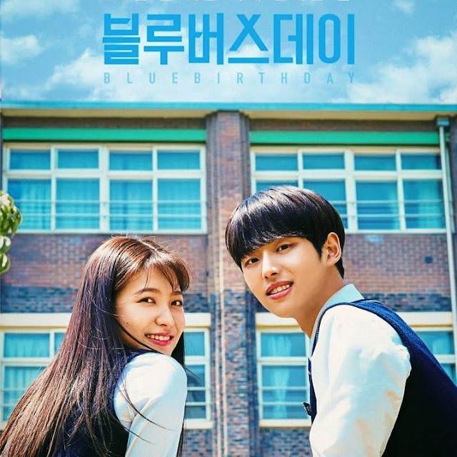 Daftar Nama Pemain Blue Birthday Web Drama Korea 2021 Lengkap