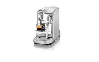 Nespresso Creatista Pro