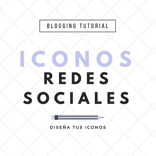 Diseña tus propios iconos de redes sociales