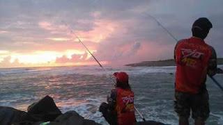 Tips dan trik mancing dasar di laut