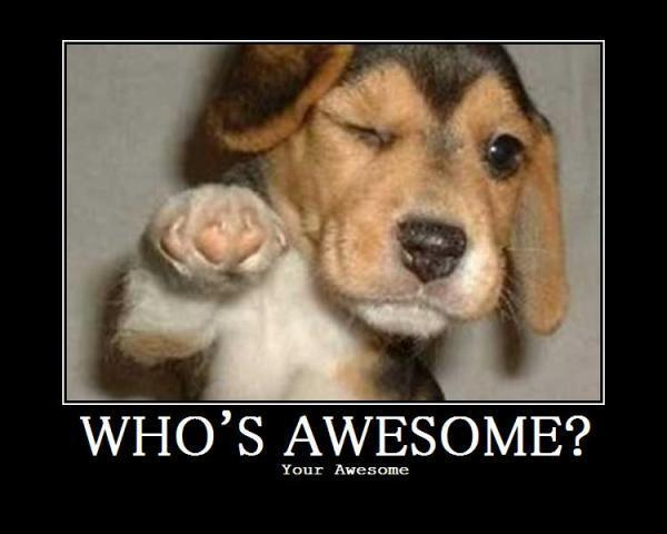 You Are Awesome Clipart