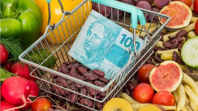 Inflação em alta deve continuar em 2021, com pressão maior dos alimentos