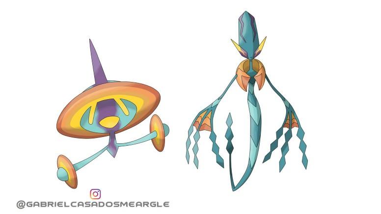 Pokémon alienígena