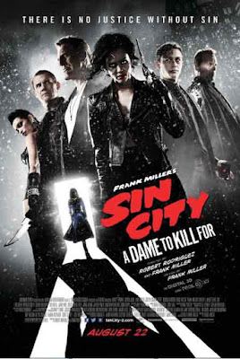 Sin City: A Dame to Kill For (2014) Sinopsis