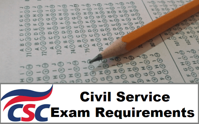 Civil Service Exam Requirements and Qualifications 2019