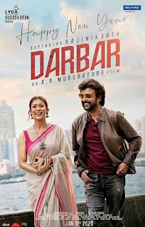 Darbar First Look Poster 3