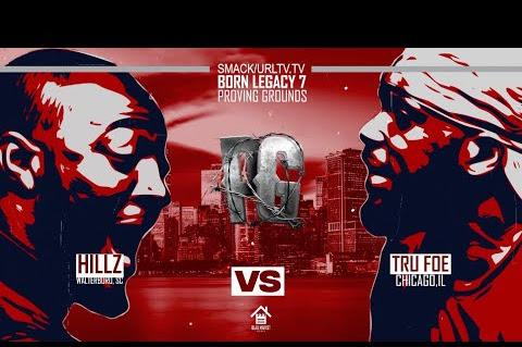 PG Battle: Hillz vs Tru Foe