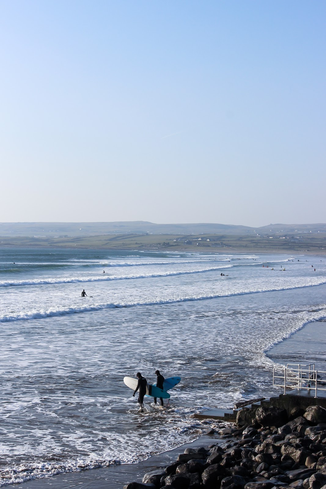 Wild Atlantic Way Lahinch Beach