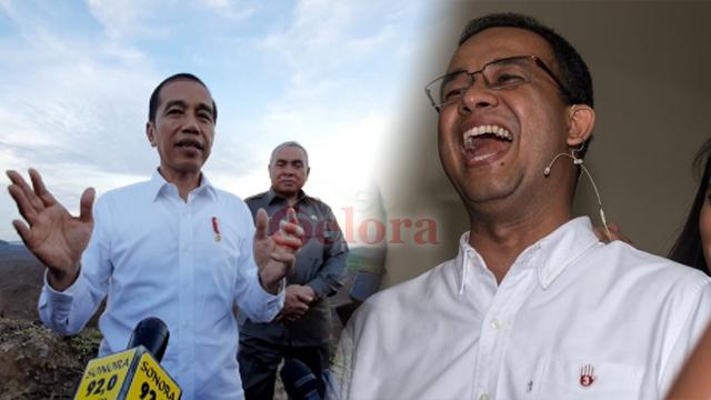 Dapat Saran dari Jokowi soal Cara Mengatasi Banjir dan Genangan di Jakarta, Anies: Cukup Ya