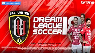 DLS 2018 Mod Bali United v5.04 Unlimited Coin by Diptavir Apk + Obb