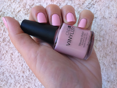 CND Vinylux Weekly Polish in #214 Be Demure