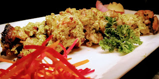 Chermoula chicken Tikka  recipe