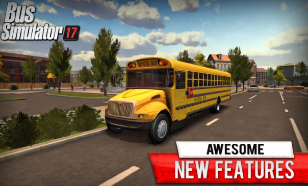 Bus Simulator 17 Mod APK Data For Android