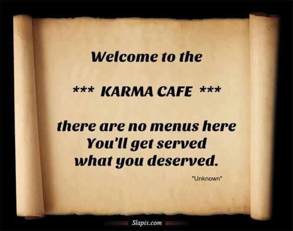 hatelijke spreuken Blog Vorige Levens: Karma is a bitch   hoe zit dat?   reïncarnatie hatelijke spreuken
