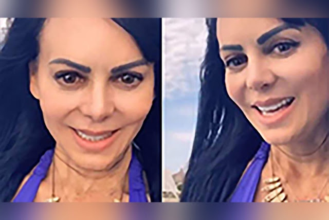 La señora Maribel Guardia explota contra programa, todo por pagarle una miseria