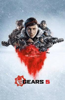 Capa do Gears 5