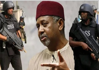 Olisa Metuh: Appeal court orders DSS to produce Dasuki in court