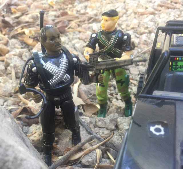 Shimik, Argen 7, Plastirama, Argentina, Red Laser Army, Bootleg, Factory Custom, Funskool, Flint, Action Force, Palitoy, Estrela, Brazil, Blowtorch, Starduster, Black Major, Mail Away, Hollowpoint, Panther Jeep, VAMP