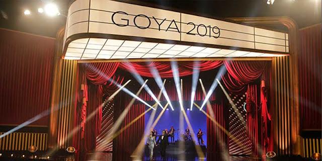 Premios Goya, descarta serie de television