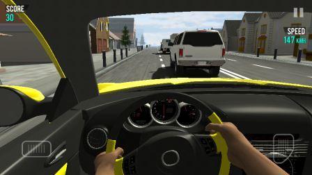 Download Racing in Car Mod apk