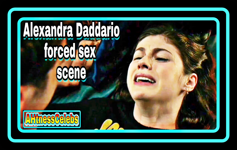 Alexandra Daddario sexy scene - Die in a Gunfight (2021) HD 720p