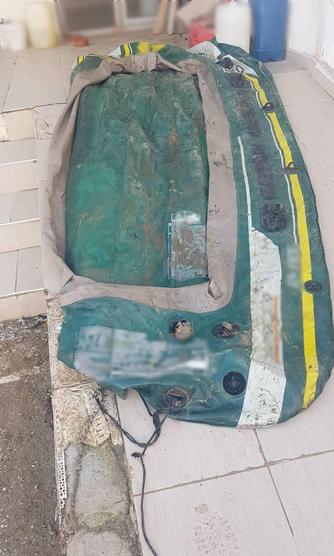Έβρος: Διακινητής με φουσκωτή βάρκα από την Τουρκία