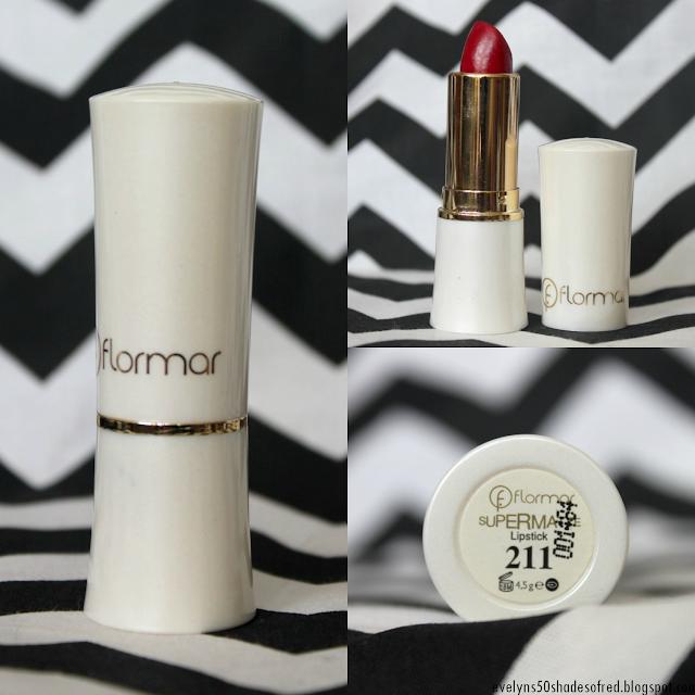 Lipsticks Flormar Supermatte 211